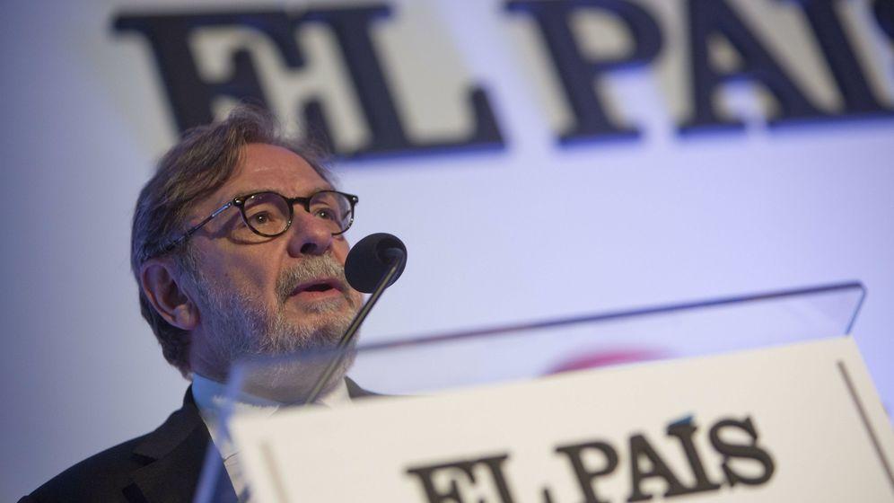 Foto: El presidente del Grupo Prisa y 'El País', Juan Luis Cebrián (EFE)