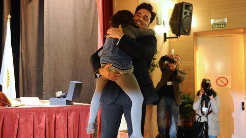 David Bustamante, un padrazo que se lleva a su hija de gira