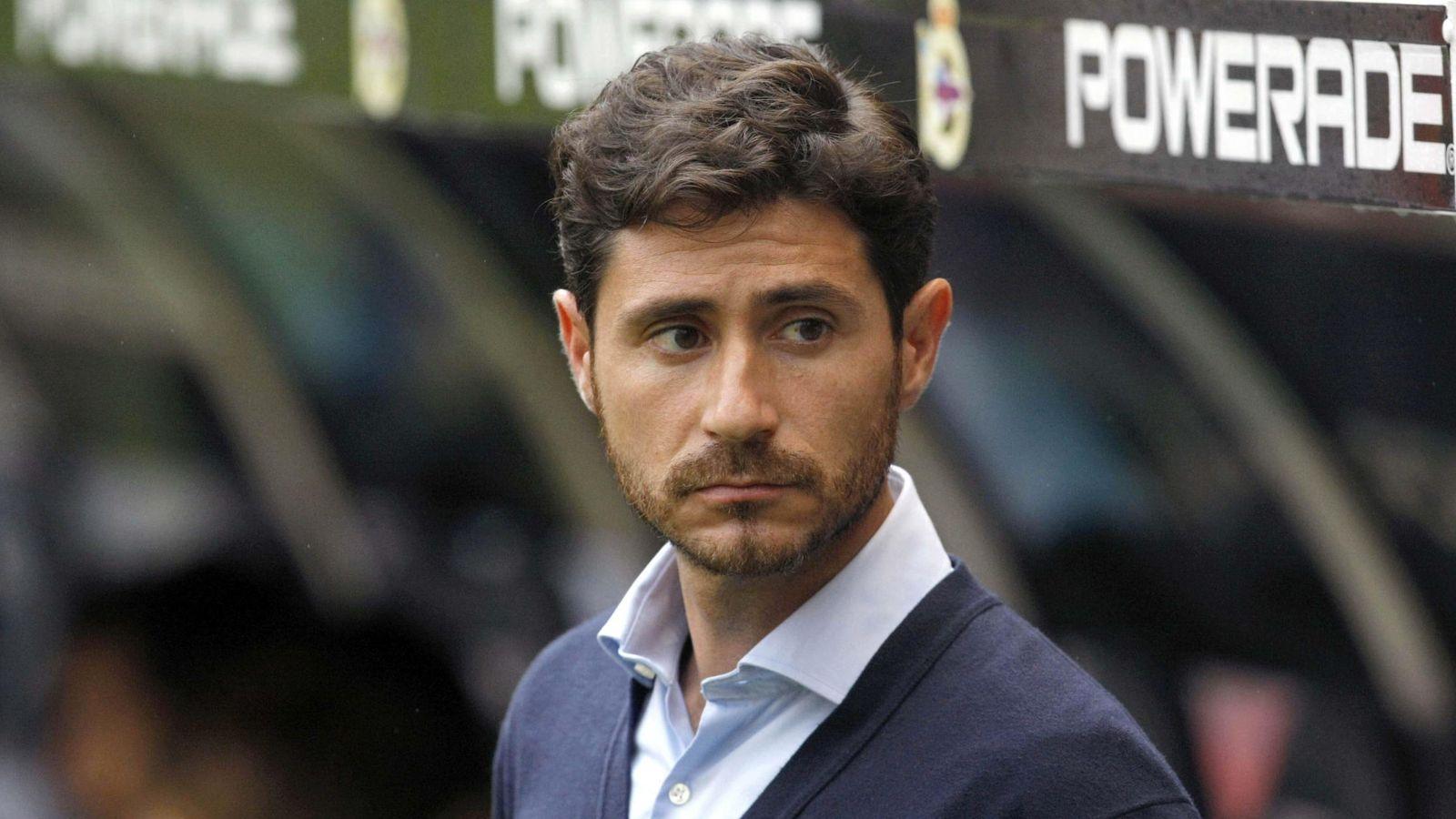 Foto: Víctor Sánchez del Amo, nuevo entrenador del Betis. (EFE)