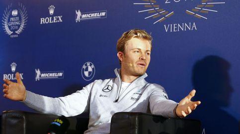 Lea íntegra la carta de despedida de la Fórmula 1 de Nico Rosberg