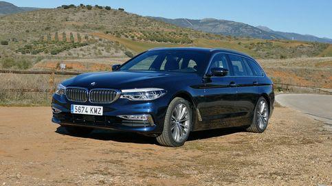 Por qué el flamante BMW 520d Touring es para familias pudientes (y está en el precio)