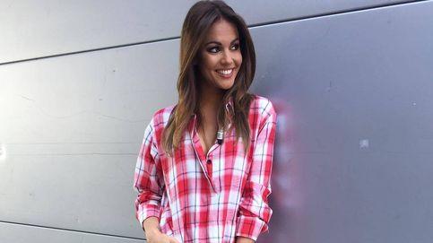 Lara Álvarez: copia su look rural para vestir de cuadros en la oficina
