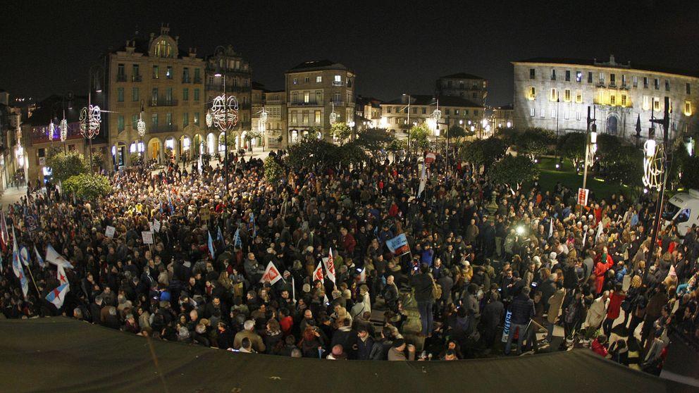 La crisis de Ence activa la alarma de la desindustrialización en Galicia