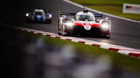 Alonso recupera la sonrisa en Fuji, pero le persigue la sombra de Silverstone