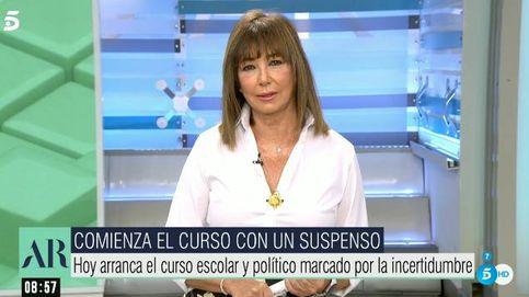 Ana Rosa vuelve implacable contra el Gobierno (y con dardazo a Pablo Iglesias)