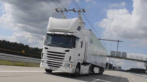 Carreteras electrificadas para reducir las emisiones de CO2