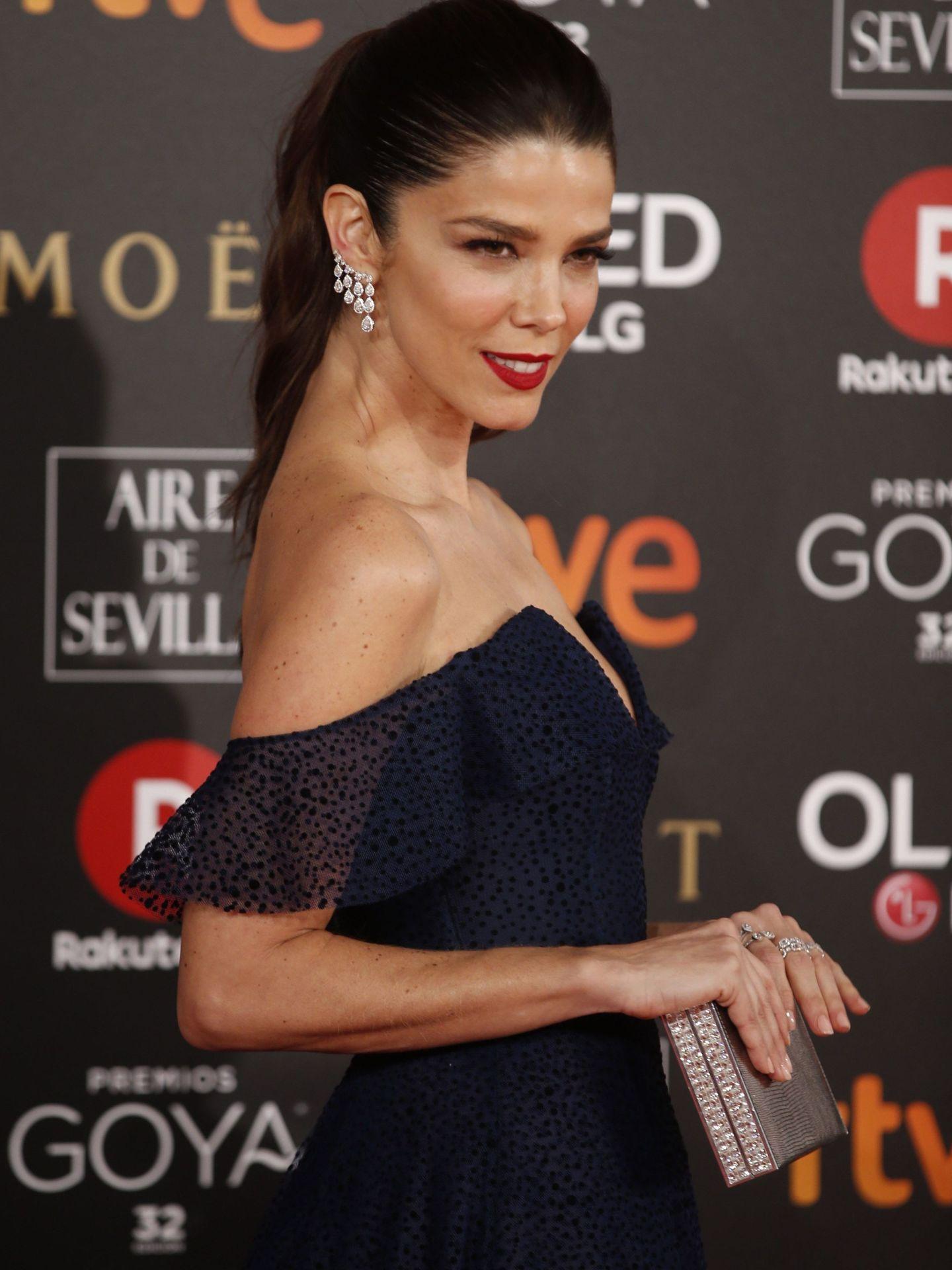 Juana Acosta. (EFE)