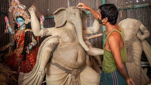 El dios Ganesha