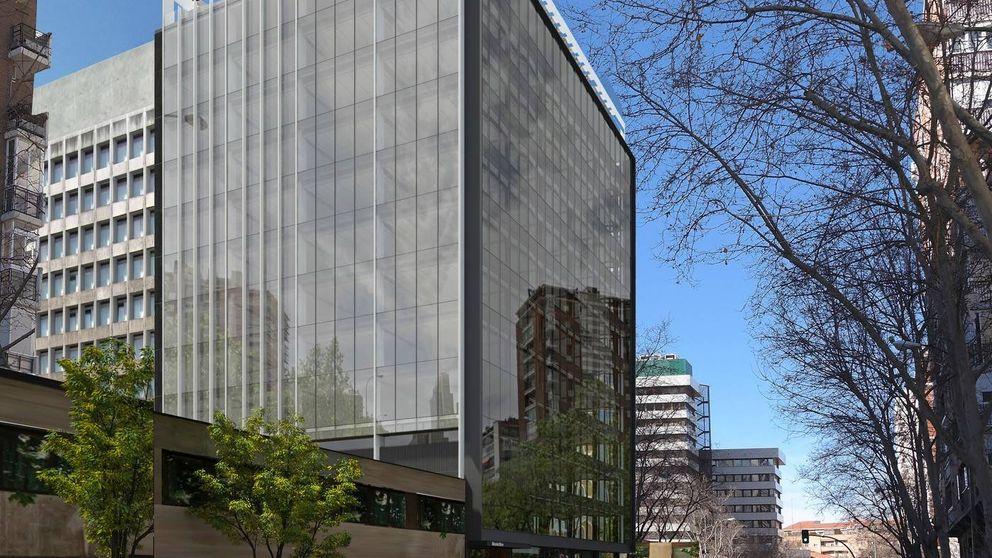 El Edificio Gorbea I, en la Castellana, será la nueva sede de juzgados de Madrid