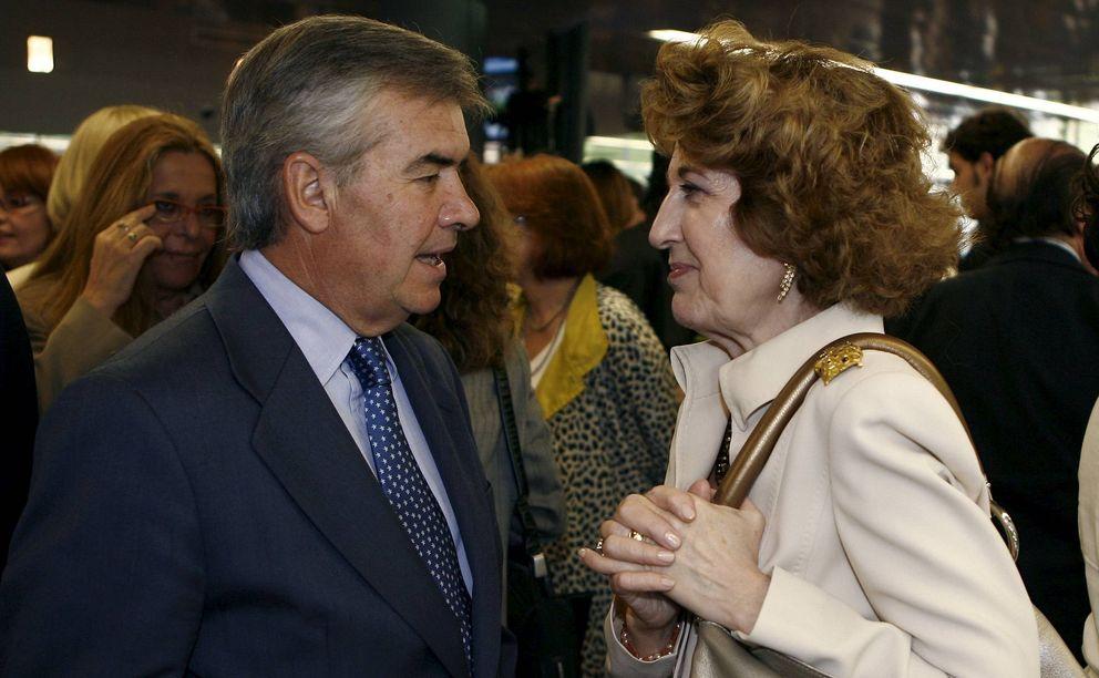 J.M. Bergareche y Carmen Iglesias (ex Unidad Editorial)