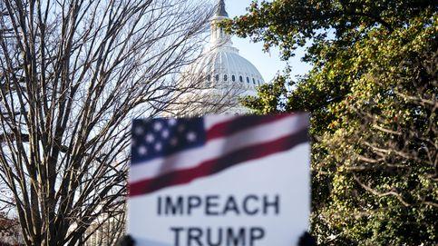 ¡Prohibido fotografiar! La votación del juicio político a Trump, desde dentro