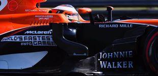 Post de El McLaren de Vandoorne se queda a 88 milésimas de Ferrari