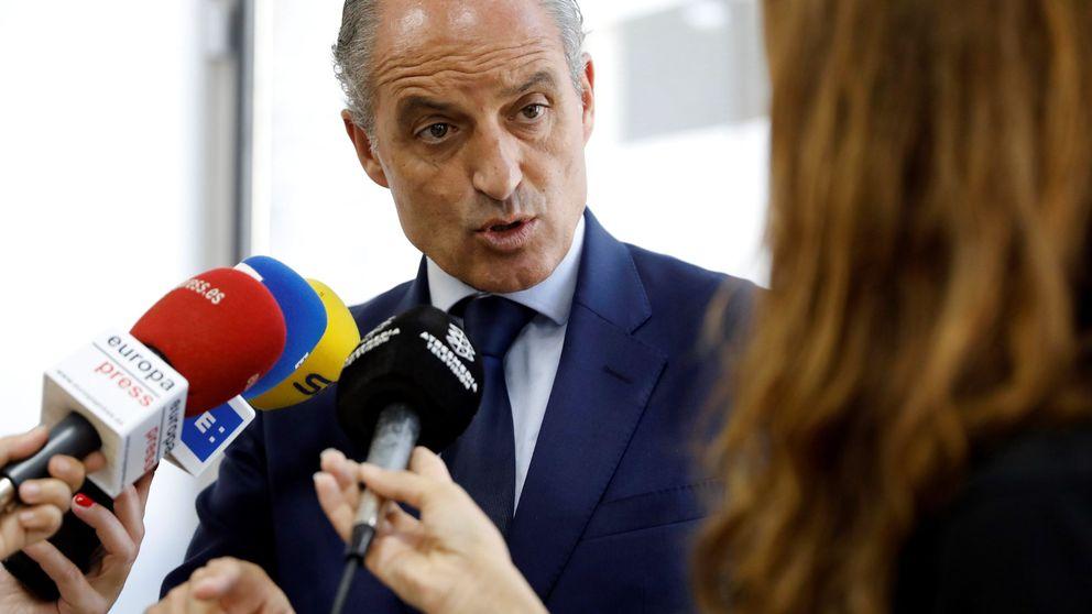 Camps quiere ser alcalde de Valencia: Si me lo piden los militantes, yo encantado