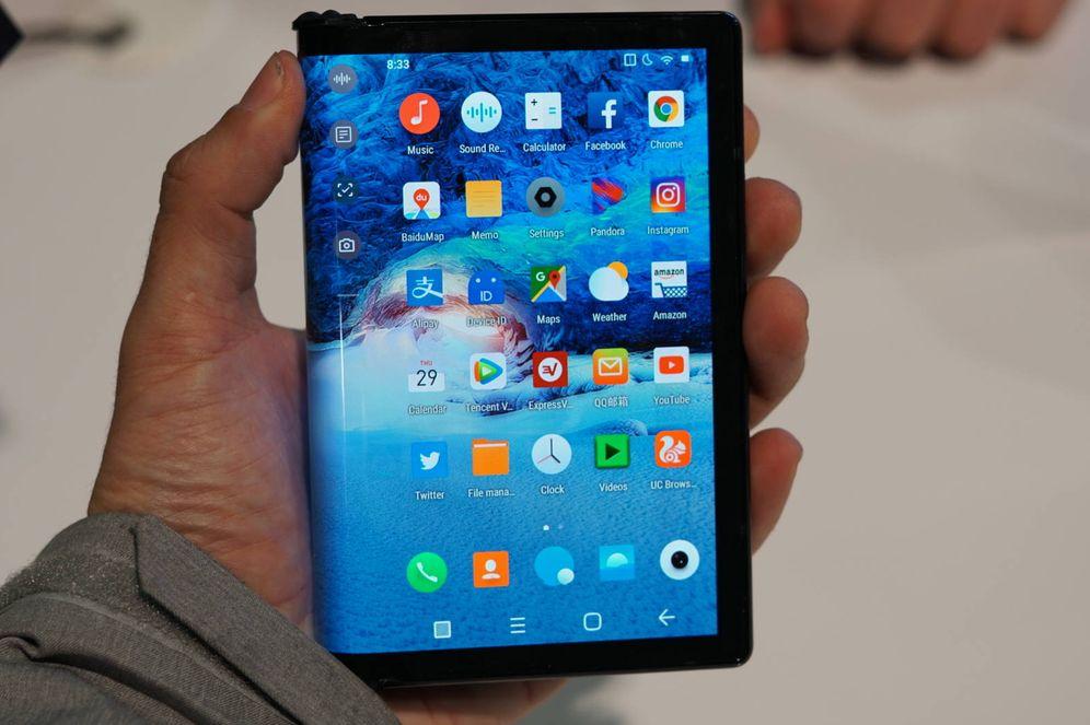 He probado el primer móvil plegable que puedes comprar: si esto es el futuro, yo paso