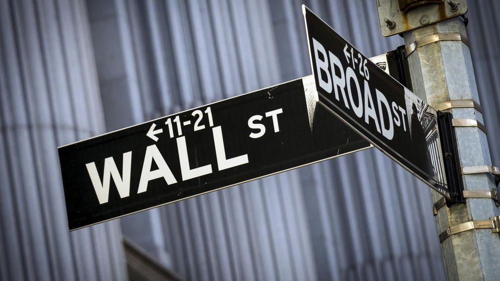 Foto: Wall Street termina en positivo tras una sesión de alta volatilidad