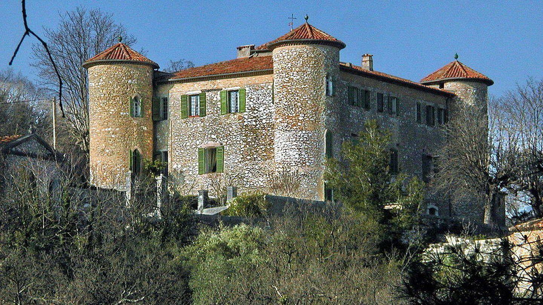 Castillo de Beauregard. (Michel Royon/Wikimedia Commons)