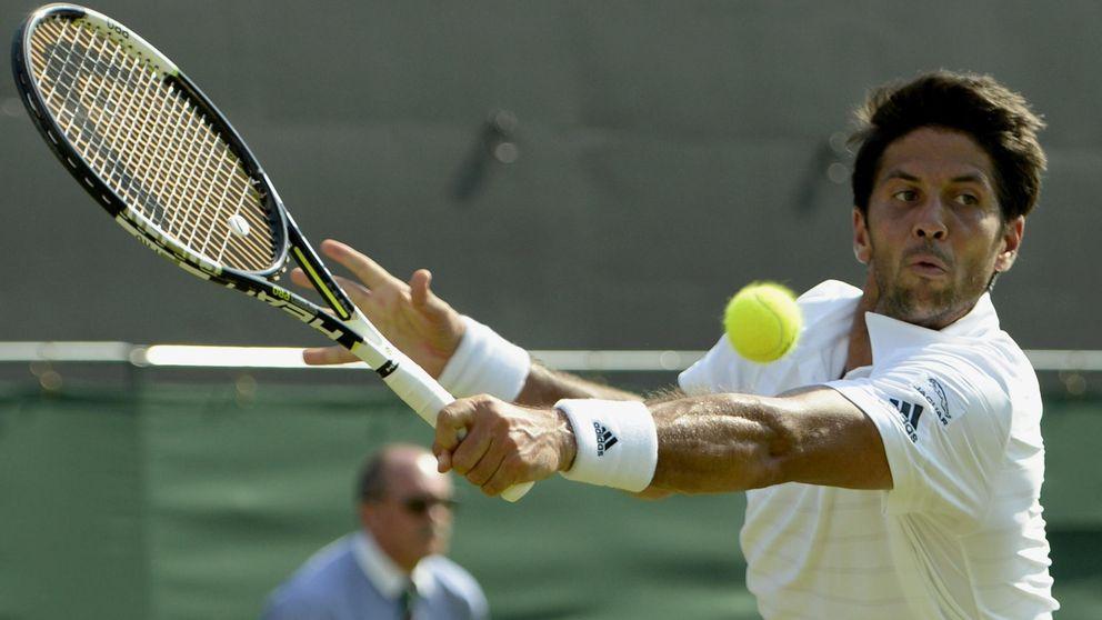Verdasco se abona al sufrimiento y a los cinco sets para seguir en Wimbledon