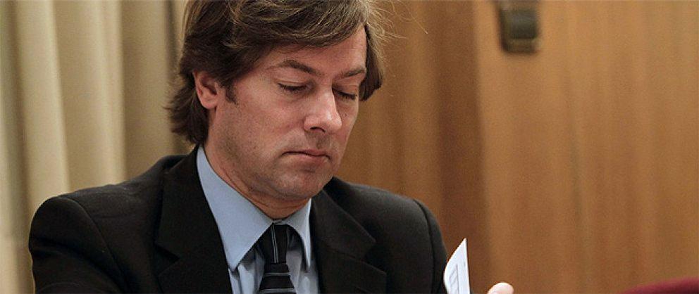 Foto: Pedraz, el juez amigo íntimo de Garzón marcado por la polémica