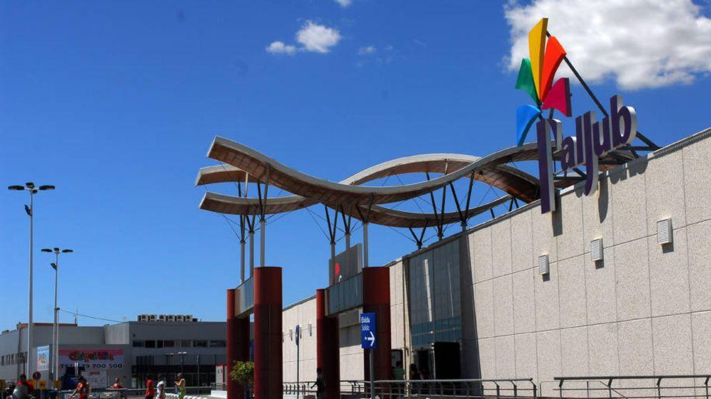 Foto: Centro Comercial L'Aljub. (TH Real Estate)
