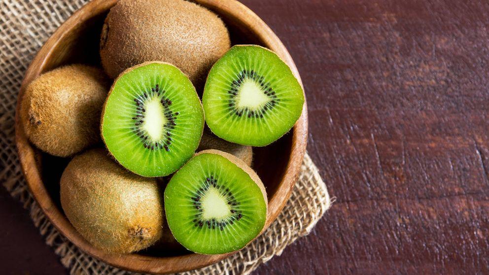 Kiwi: uno de los cítricos con más vitamina C