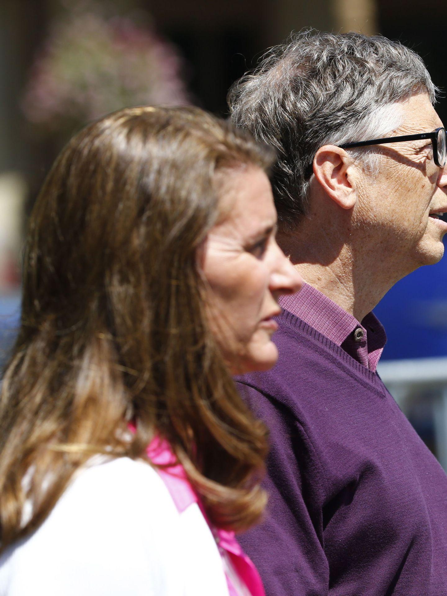 Bill y Melinda Gates. (EFE)