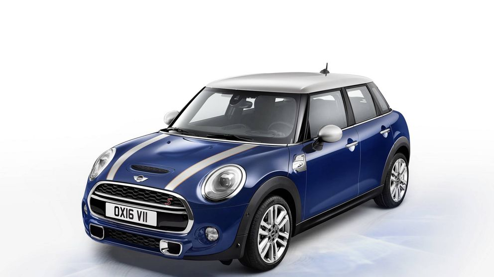 Mini Seven, un coche que solo estará disponible en internet