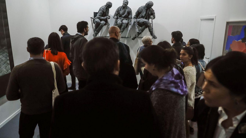 ARCO abre en Madrid: 11 galerías italianas y primeras medidas contra el coronavirus