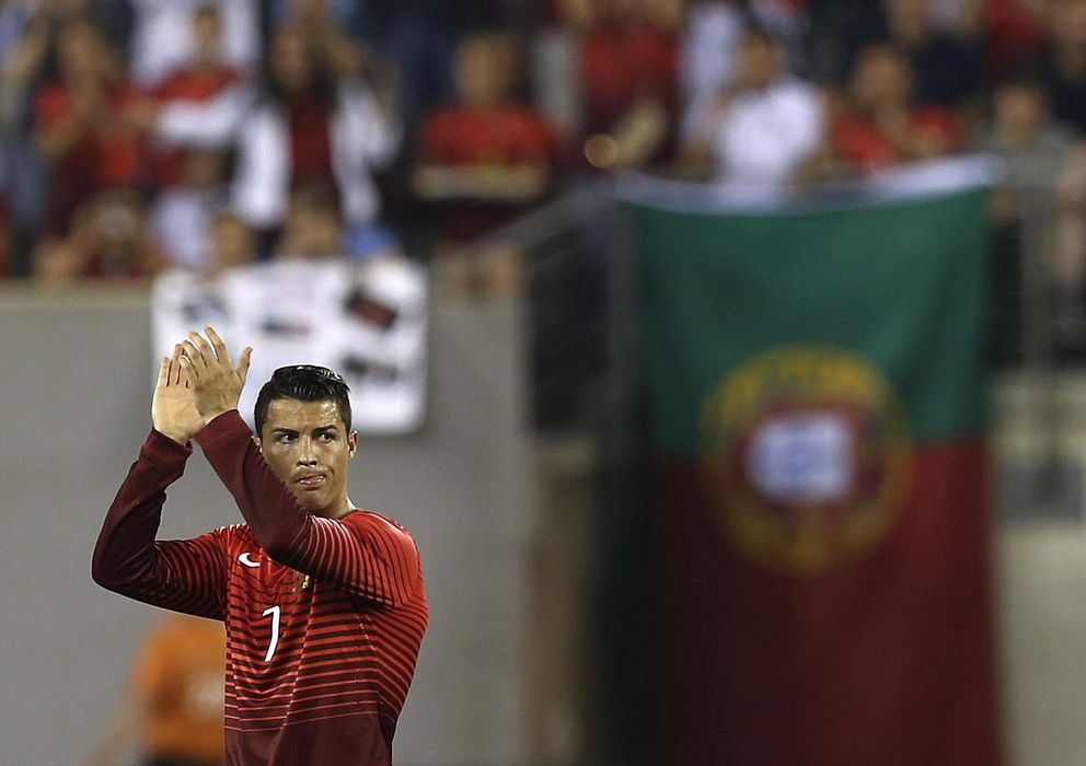 Foto: Cristiano está recuperado para afrontar el debut en el Mundial de Portugal (EFE).