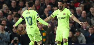 Post de El pedo del día en que Messi se quedó seco
