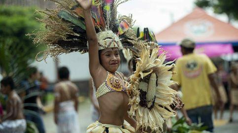 Esmeraldas colombianas para el mercado exterior y certamen miss Grand: el día en fotos