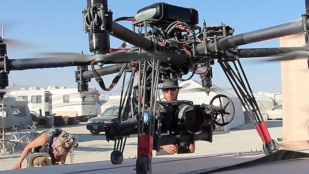 El día que los 'drones' conquistaron el mundo