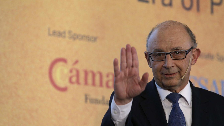 Foto: El ministro Cristóbal Montoro. (EFE)