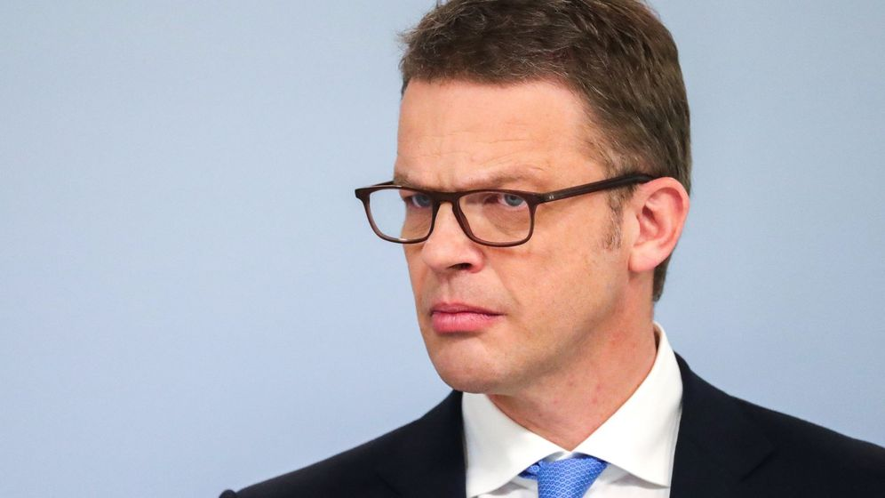 Foto: Christian Sewing, CEO de Deutsche Bank. (Efe)