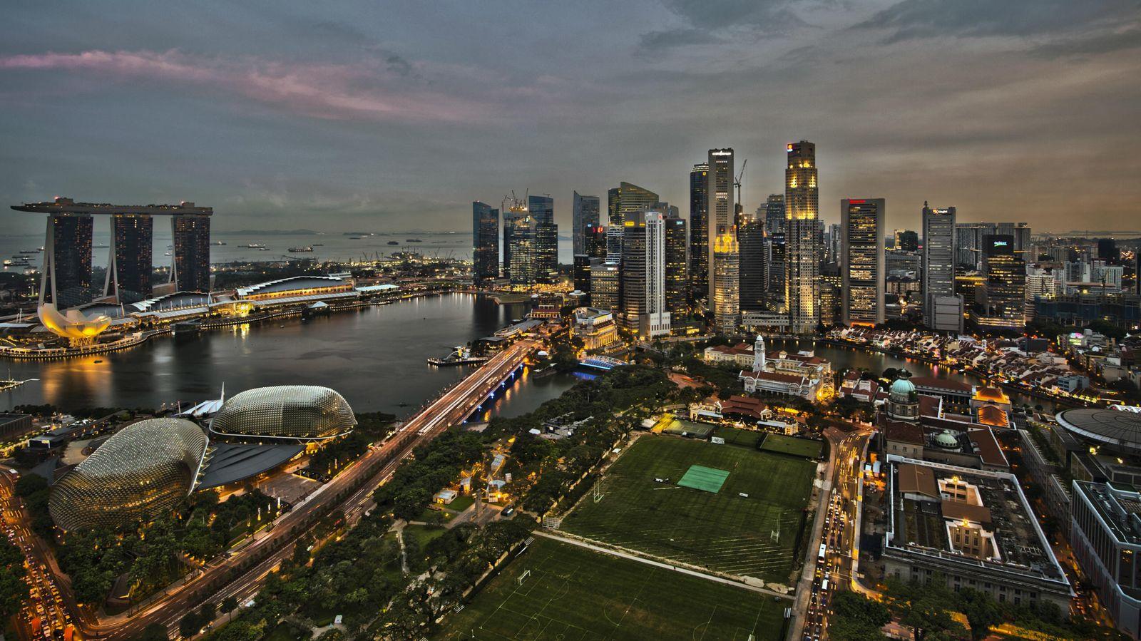 Foto: Ocho motivos para convencer a un ingeniero español de mudarse a Singapur