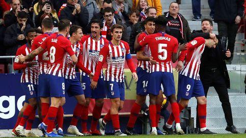 Real Valladolid - Atlético de Madrid en directo: resumen, goles y resultado