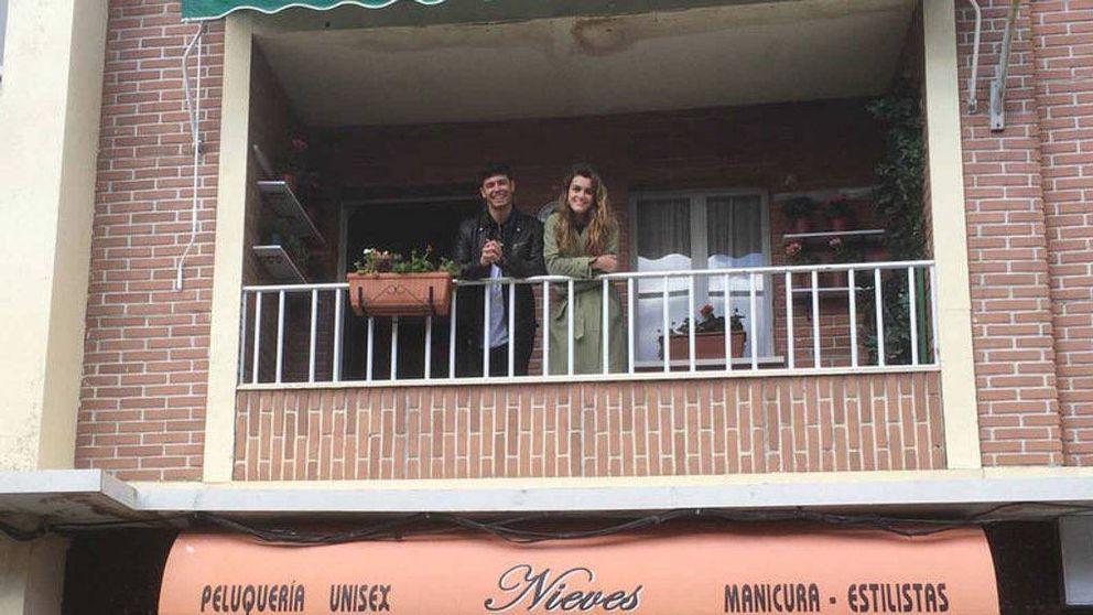 Amaia y Alfred visitan los platós de 'Cuéntame cómo pasó'