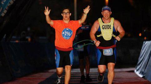 Chris Nikic, el primer atleta síndrome de Down en completar un Ironman