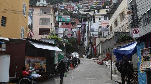 La favela fetiche de Michael Jackson lucha contra el coronavirus por su cuenta