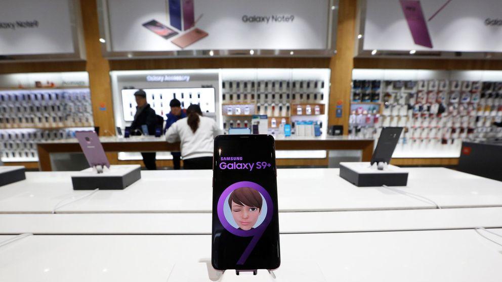 Samsung se estrella como Apple: sus productos se venden cada vez menos