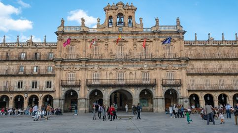 Previsión meteorológica en Salamanca: alerta amarilla por vientos