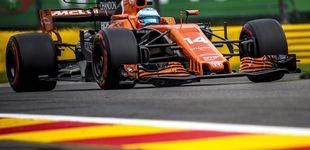 Post de ¿Retiró a propósito Fernando Alonso su monoplaza en el GP de Bélgica?