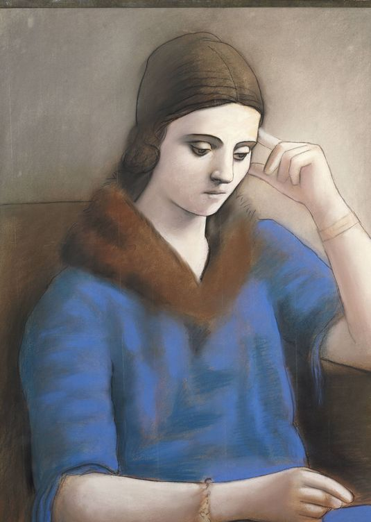 Exposiciones: Olga Khokhlova, la primera musa de Picasso