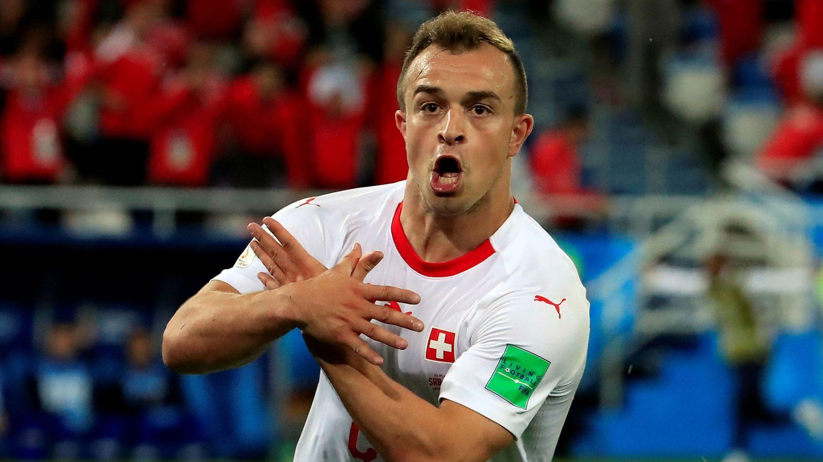 Foto: File photo: world cup - group e - serbia vs switzerland