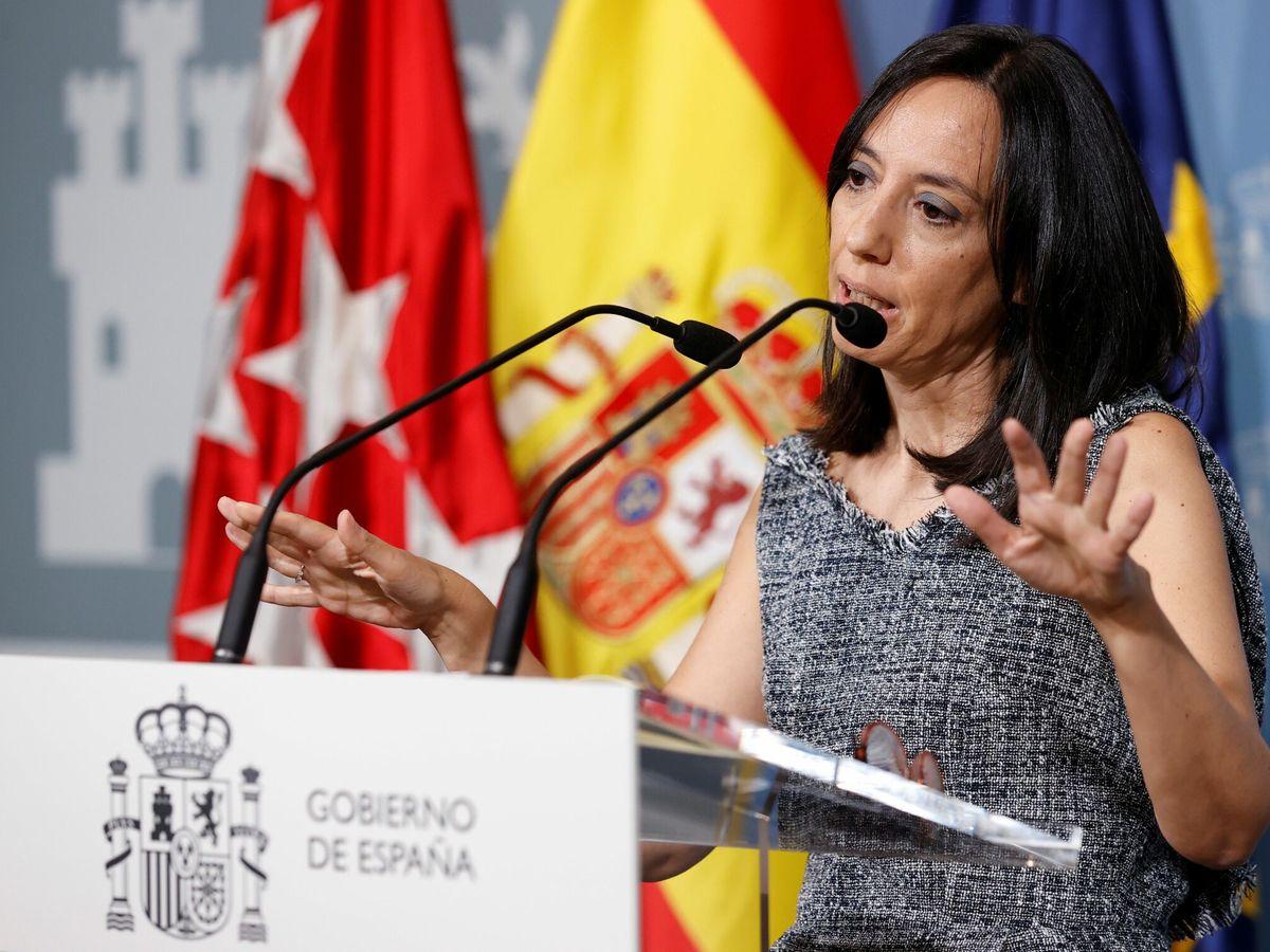 Foto: La delegada del Gobierno en Madrid, Mercedes González. (EFE)