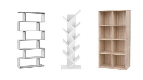 Librerías, un mueble para almacenar libros y decorar tu casa