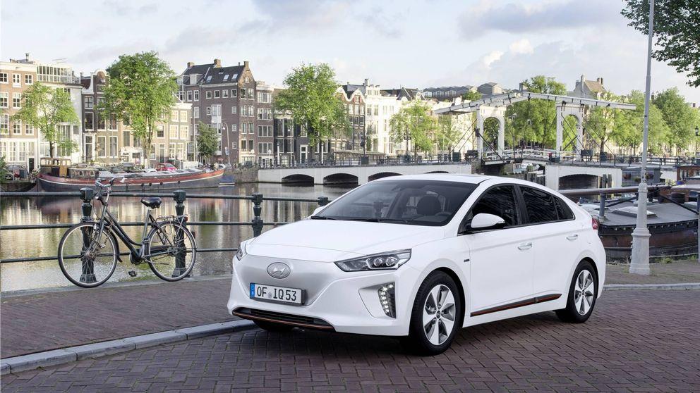 Al volante del Hyundai Ioniq, un órdago del coche eléctrico