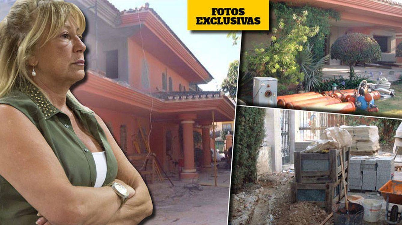 Entramos en la casa por cuya reforma han condenado a Marisol Yagüe a 2 años de cárcel