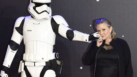 Muere Carrie Fisher, adiós a la princesa Leia