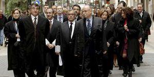 Foto: Abogado rico, abogado pobre: aumenta la brecha salarial entre letrados