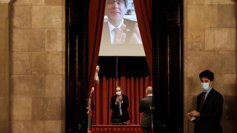 El independentismo aboca Cataluña a un 'procés 2' para no perder sus privilegios